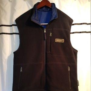 """Classic Ralph Lauren """"Polo Sport"""" Fleece Vest (M)"""